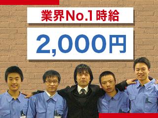大手自動車メーカーでの溶接作業/愛知県豊田市/209