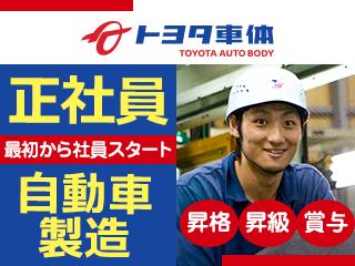 トヨタ車体での検査作業/愛知県刈谷市/20